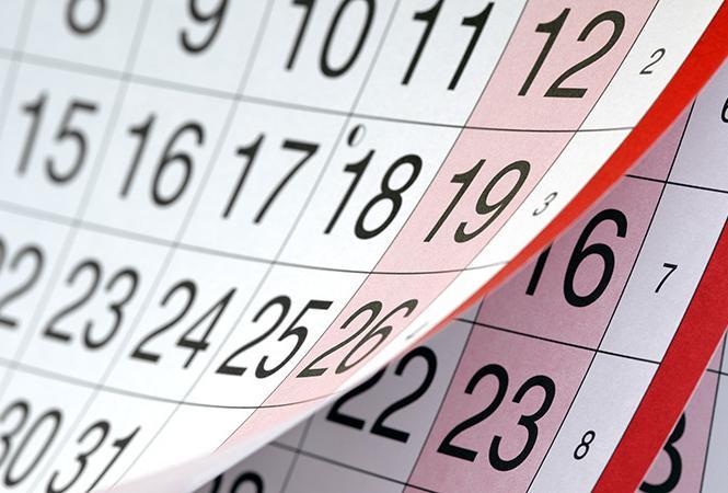 Календарь-2020: когда и сколько украинцы будут отдыхать весной
