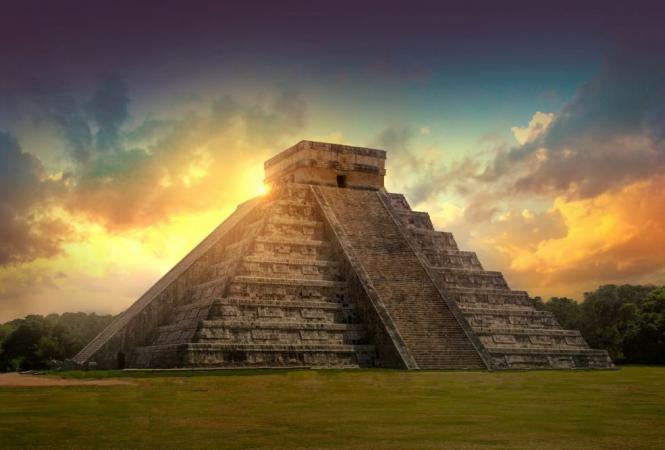 "Как ""ловили кайф"" индейцы майя"