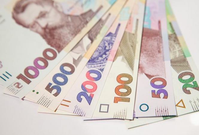 Украина, деньги