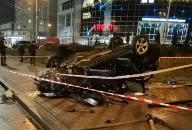 Киев, ДТП