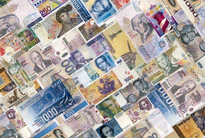 Что означают названия некоторых валют