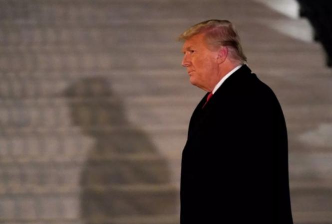 Сенат США признал конституционным импичмент Трампа конституционным