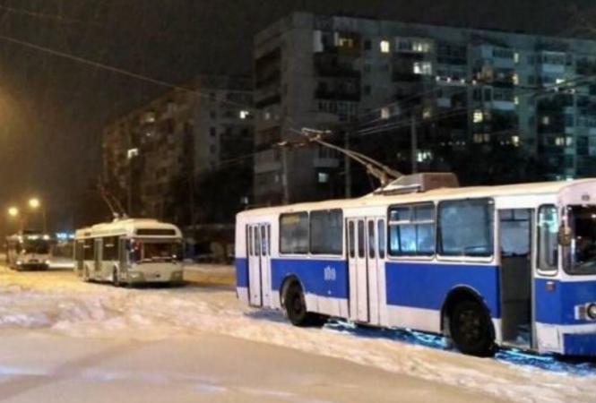 На Луганщине три города планируютсоединитьединым троллейбусным маршрутом