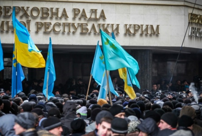 День сопротивления оккупации Крыма и Севастополя