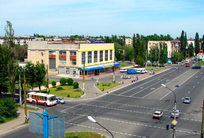 Северодонецк, дороги