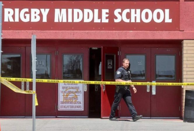 США, стрельба в школе