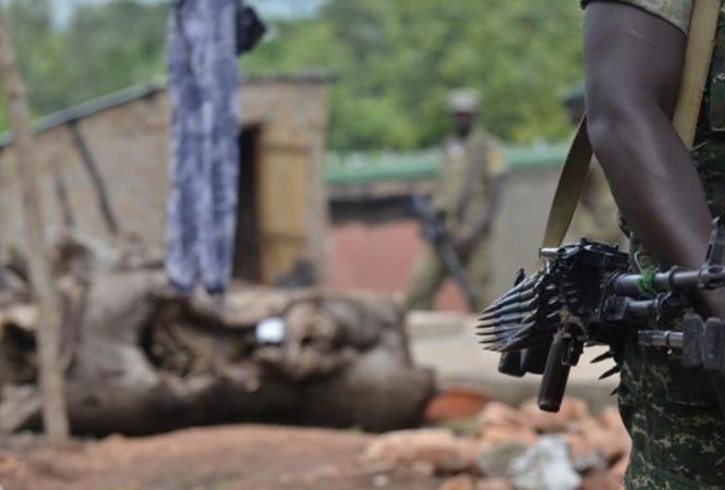 Теракт в Буркина-Фасо