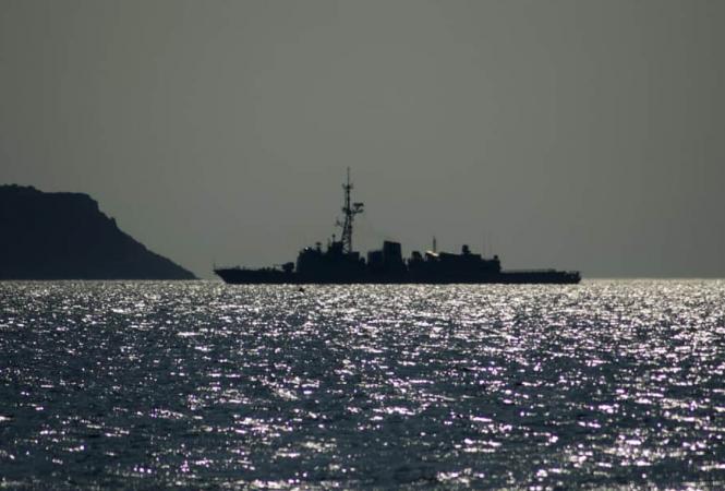 Путин разрешил военным блокировать Керченский пролив
