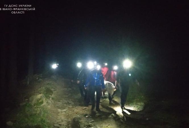 В Карпатах в результате взрыва погибли 2 туриста