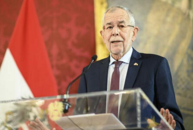 Президент Австрии назвал имя нового канцлера страны