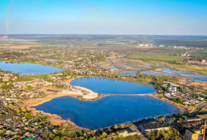 Филиал Мертвого моря и грязевый курорт на Донбассе
