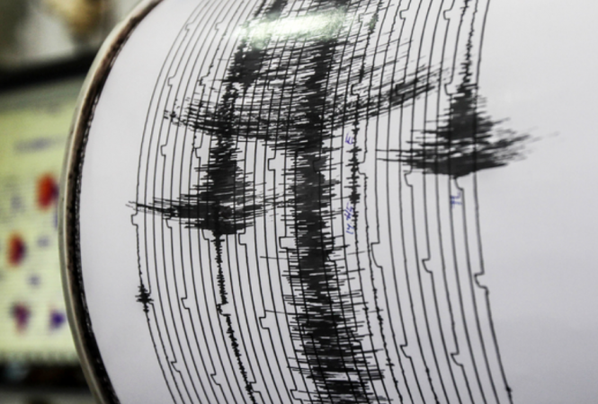 Таджикистан, землетрясение