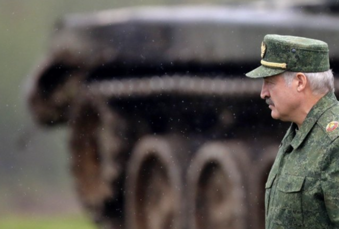 Лукашенко / Фото: delfi.lt