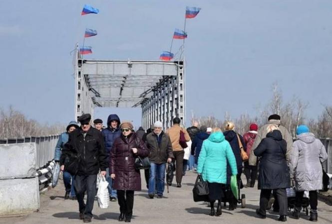 Донбасс, Станица Луганская