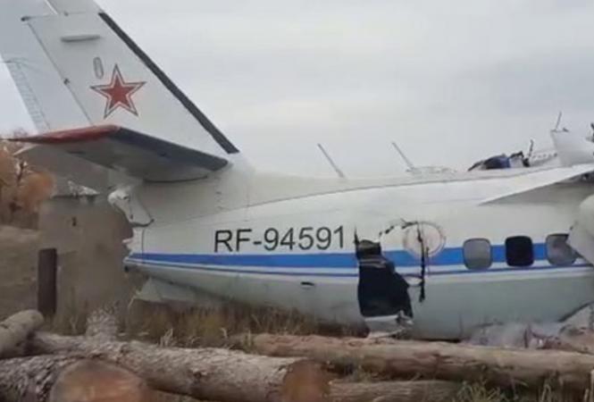 Россия, авиакатастрофа