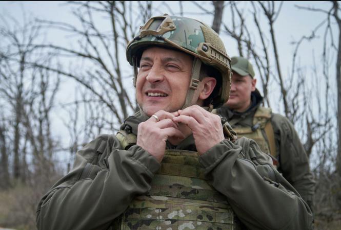 Зеленский отреагировал на отвод российских войскот границы Украины