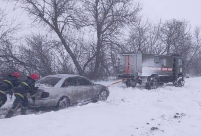Погода в Украинеухудшится: спасатели предупредили о сильных осадках и гололедице