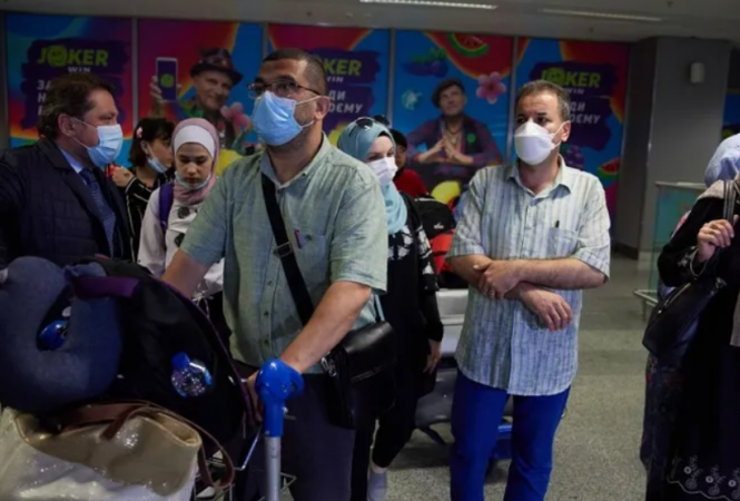 Украина эвакуировала своих граждан из Сектора Газа