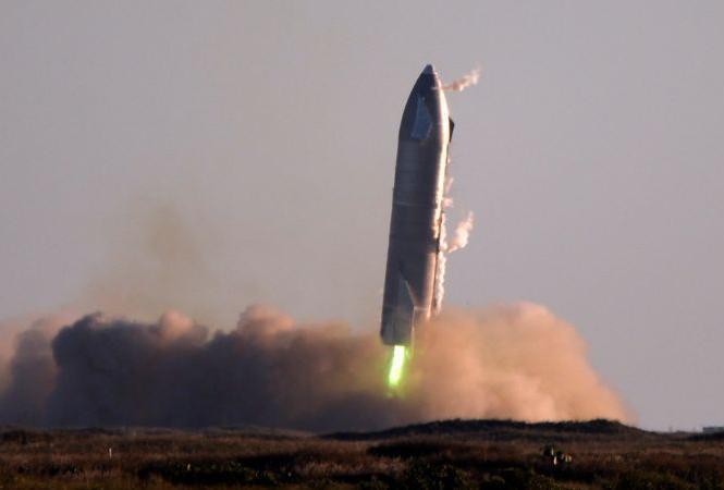 Прототип корабля Starship от SpaceX взорвался во время испытаний