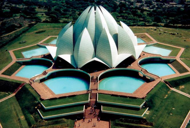 Архитектурные сооружения, которые стоит увидеть своими глазами