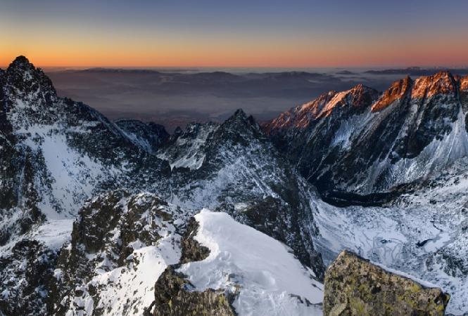Словакия, горы