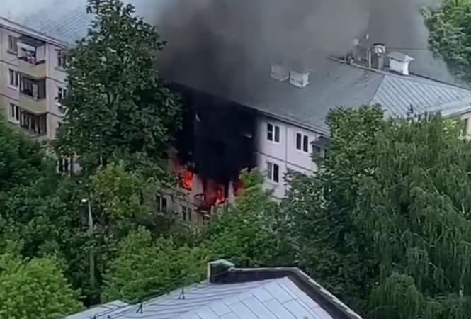 В России прогремел взрыв в многоэтажке