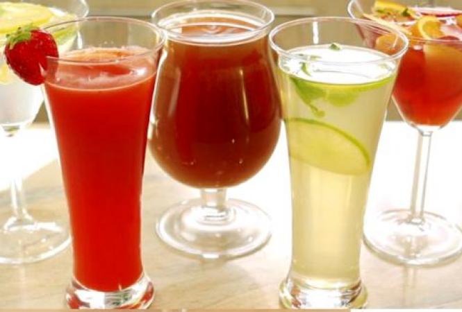 Рецепты лучших охладительных напитков