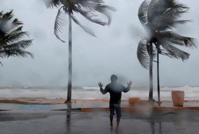 Мексика, ураган