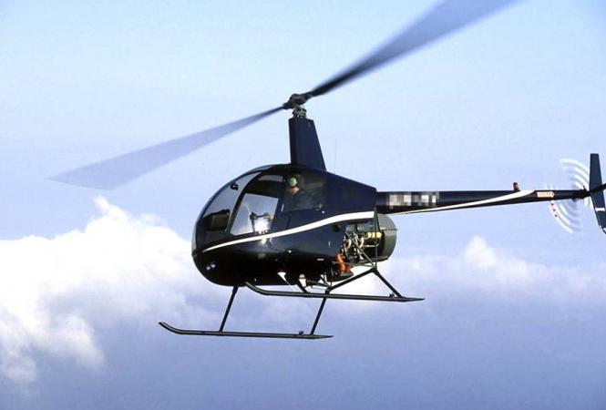 крушение вертолета, США