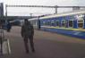 """В Киев прибыл поезд из Москвы. Фото """"Громадського"""""""