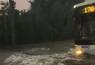 сильные ливни затопили улицы Запорожья