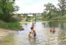 Водоемы на Луганщине признаны опасными для купания